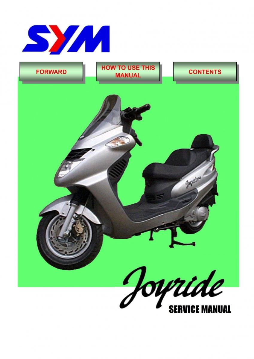 Sym Joyride Service Manual 125cc-150cc-200cc.jpg