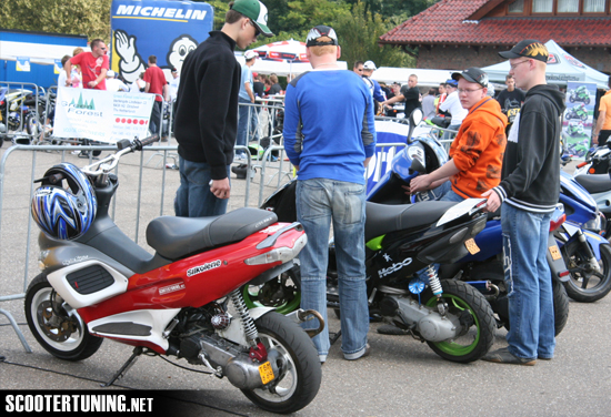 Meeting NK Scootercenter 2005 #80